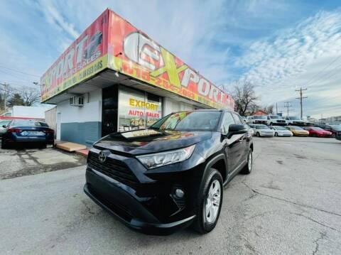 2020 Toyota RAV4 for sale at EXPORT AUTO SALES, INC. in Nashville TN