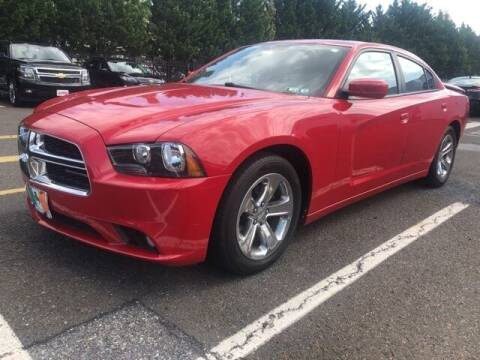 2012 Dodge Charger for sale at CHAPMAN FORD NORTHEAST PHILADELPHIA in Philadelphia PA