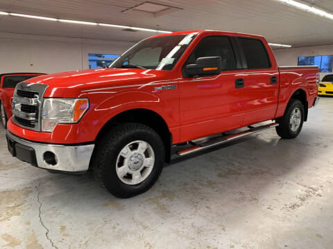 2013 Ford F-150 for sale at Stakes Auto Sales in Fayetteville PA