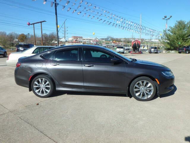 2015 Chrysler 200 for sale at BLACKWELL MOTORS INC in Farmington MO