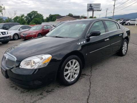 2009 Buick Lucerne for sale at Salem Auto Sales in Salem VA