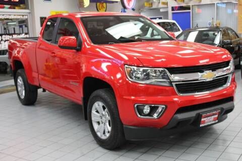 2016 Chevrolet Colorado for sale at Windy City Motors in Chicago IL