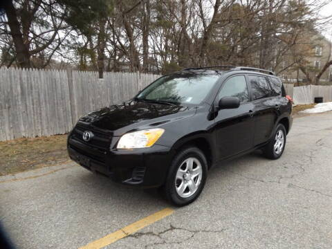 2011 Toyota RAV4 for sale at Wayland Automotive in Wayland MA