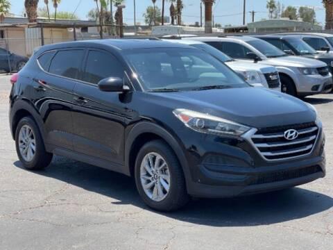 2018 Hyundai Tucson for sale at Brown & Brown Wholesale in Mesa AZ
