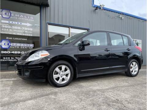 2008 Nissan Versa for sale at Chehalis Auto Center in Chehalis WA
