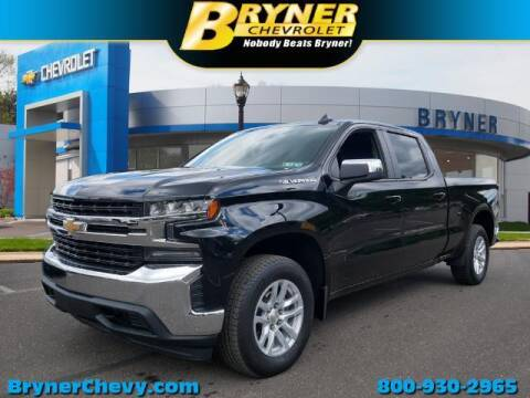 2019 Chevrolet Silverado 1500 for sale at BRYNER CHEVROLET in Jenkintown PA
