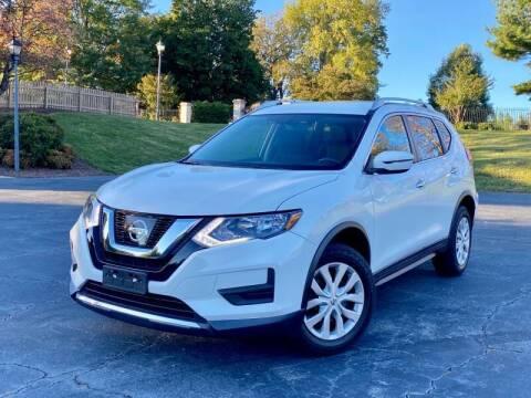2017 Nissan Rogue for sale at Sebar Inc. in Greensboro NC