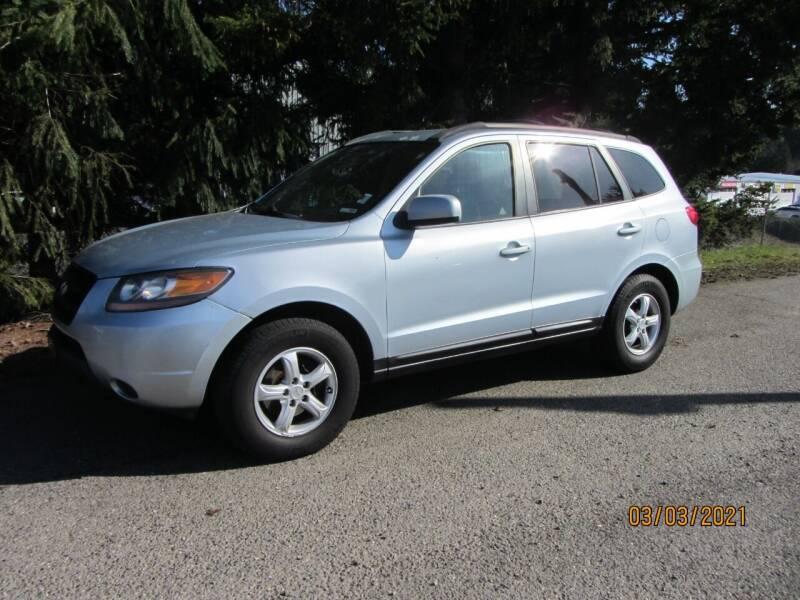 2008 Hyundai Santa Fe for sale at B & C Northwest Auto Sales in Olympia WA