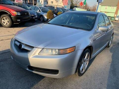 2006 Acura TL for sale at Deleon Mich Auto Sales in Yonkers NY