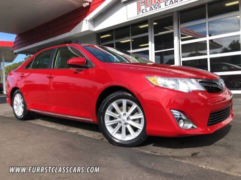 2014 Toyota Camry for sale at Furrst Class Cars LLC  - Independence Blvd. in Charlotte NC