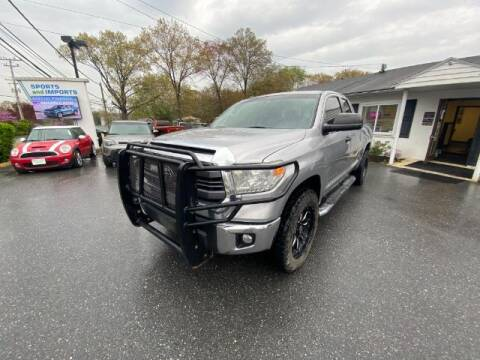 2014 Toyota Tundra for sale at Sports & Imports in Pasadena MD