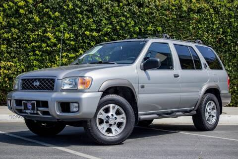 1999 Nissan Pathfinder for sale at Southern Auto Finance in Bellflower CA