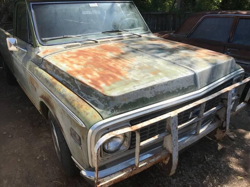 1971 Chevrolet C/K 10 Series for sale at Mafia Motors in Boerne TX