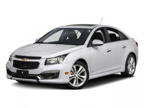 2015 Chevrolet Cruze for sale at DON'S CHEVY, BUICK-GMC & CADILLAC in Wauseon OH