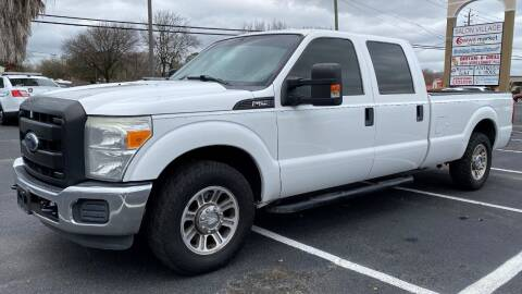 2015 Ford F-250 Super Duty for sale at T.S. IMPORTS INC in Houston TX