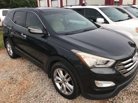 2013 Hyundai Santa Fe Sport for sale at Bay City Auto's in Mobile AL