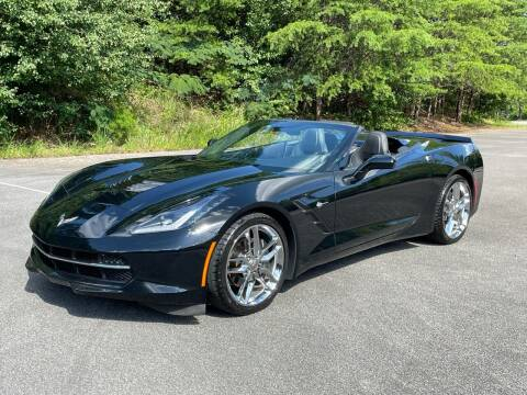 2014 Chevrolet Corvette for sale at Turnbull Automotive in Homewood AL