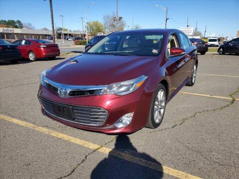 2014 Toyota Avalon for sale at Auto Connection in Manassas VA