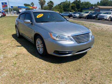 2013 Chrysler 200 for sale at Unique Motor Sport Sales in Kissimmee FL