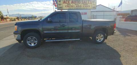 2010 GMC Sierra 1500 for sale at ACE AUTO SALES in Lake Havasu City AZ
