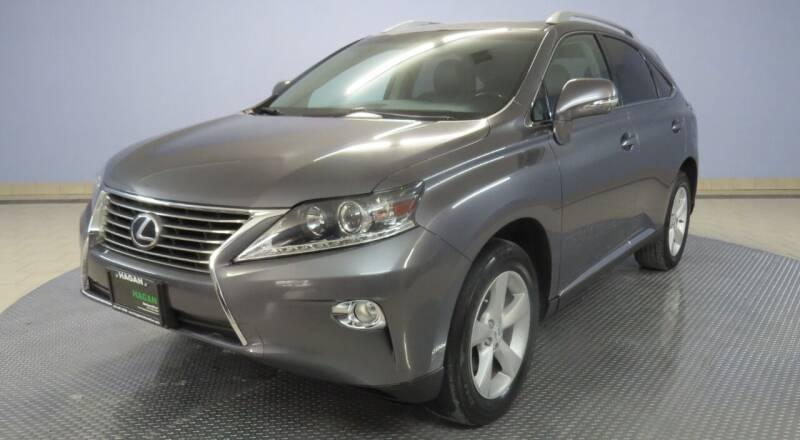 2013 Lexus RX 350 for sale at Hagan Automotive in Chatham IL