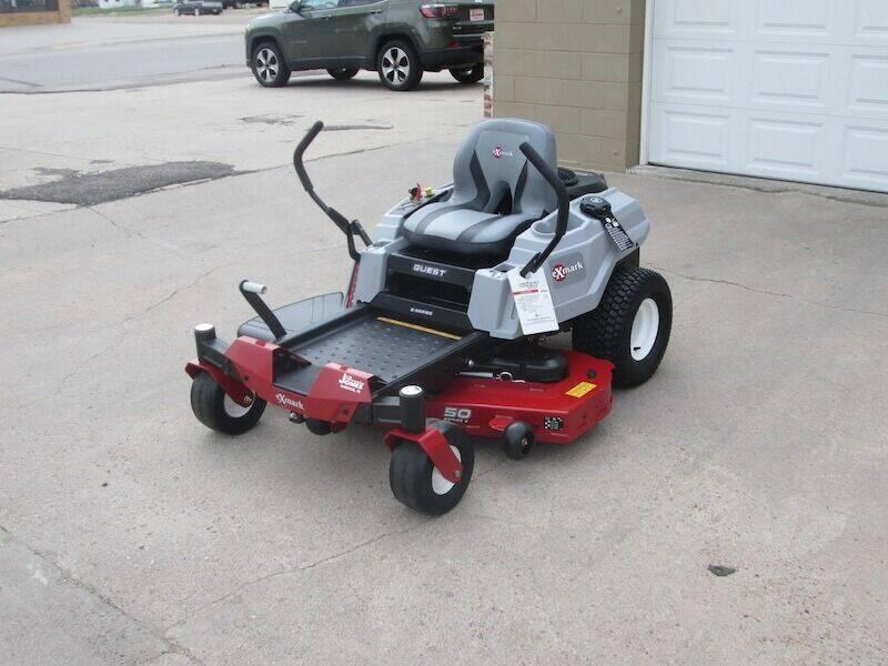 2021 Exmark QZE725GKC50200 for sale at Bernie Jones Auto - Lawn and Garden in Cambridge NE