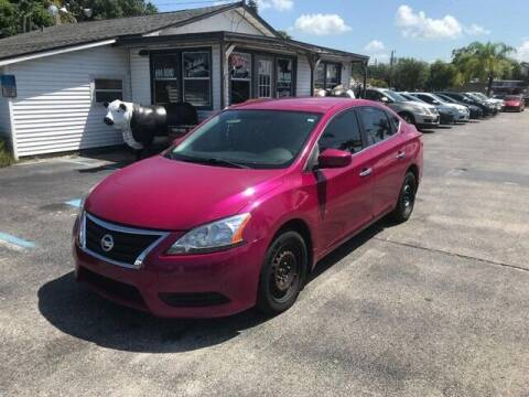 2015 Nissan Sentra for sale at Denny's Auto Sales in Fort Myers FL