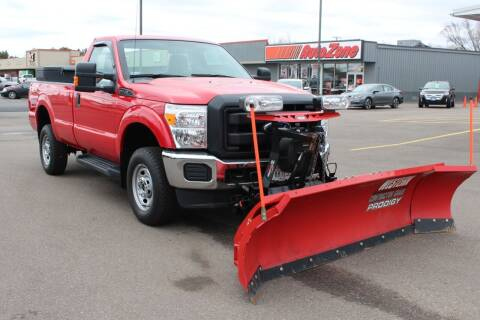 2015 Ford F-250 Super Duty for sale at L & L MOTORS LLC in Wisconsin Rapids WI