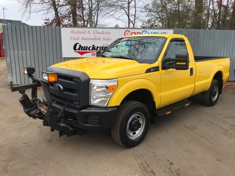 2012 Ford F-250 Super Duty for sale at Chuckran Auto Parts Inc in Bridgewater MA