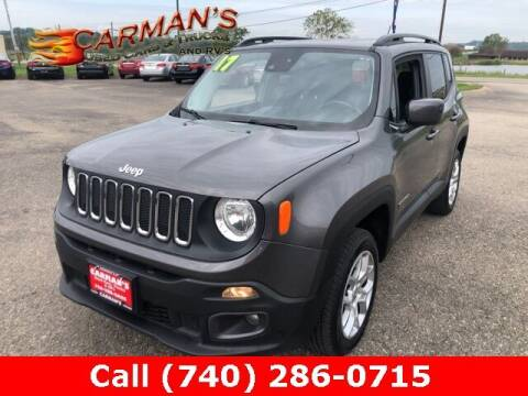 2017 Jeep Renegade for sale at Carmans Used Cars & Trucks in Jackson OH
