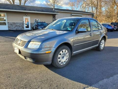 2004 Volkswagen Jetta for sale at AFFORDABLE IMPORTS in New Hampton NY