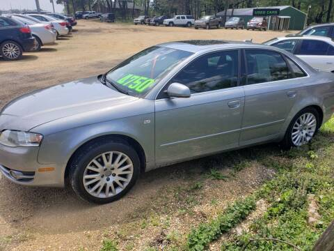 2006 Audi A4 for sale at Northwoods Auto & Truck Sales in Machesney Park IL