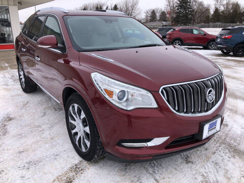 2017 Buick Enclave for sale at Drive Chevrolet Buick Rugby in Rugby ND