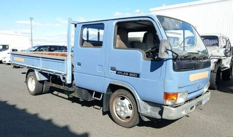 1994 Nissan Atlas W-Cab Diesel for sale at JDM Car & Motorcycle LLC in Seattle WA