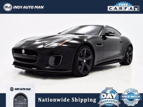 2018 Jaguar F-TYPE for sale at INDY AUTO MAN in Indianapolis IN