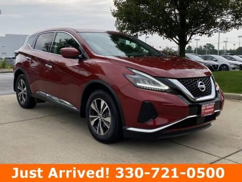 2019 Nissan Murano for sale at Ken Ganley Nissan in Medina OH