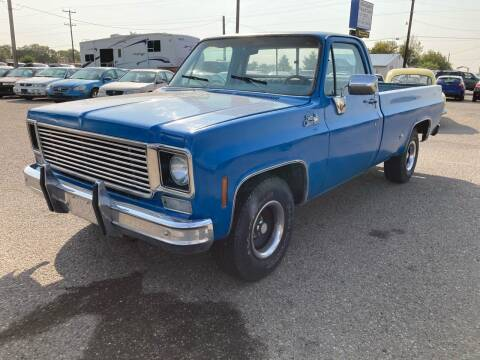 1978 GMC Sierra 1500 Classic for sale at AFFORDABLY PRICED CARS LLC in Mountain Home ID