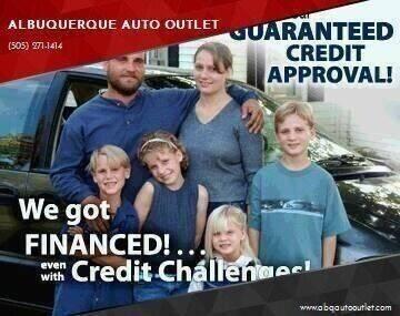 2008 Chevrolet Silverado 2500HD for sale at ALBUQUERQUE AUTO OUTLET in Albuquerque NM