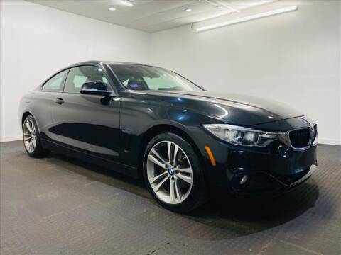 2015 BMW 4 Series for sale at Champagne Motor Car Company in Willimantic CT