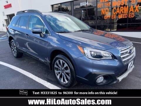 2017 Subaru Outback for sale at BuyFromAndy.com at Hi Lo Auto Sales in Frederick MD