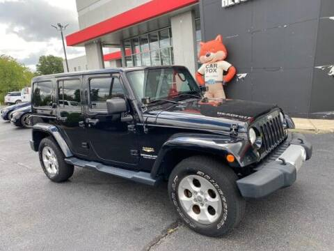 2014 Jeep Wrangler Unlimited for sale at Car Revolution in Maple Shade NJ