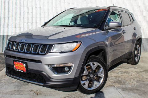 2017 Jeep Compass for sale at ALIC MOTORS in Boise ID