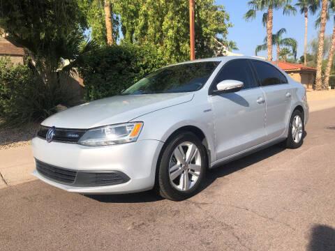 2013 Volkswagen Jetta for sale at Arizona Hybrid Cars in Scottsdale AZ