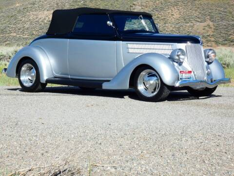 1936 Ford Club Cabriolet for sale at Sun Valley Auto Sales in Hailey ID
