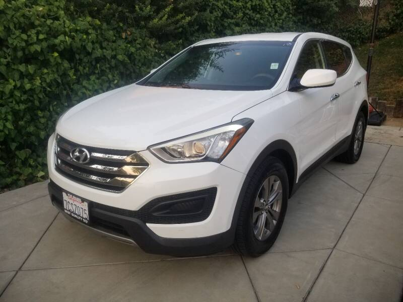 2014 Hyundai Santa Fe Sport for sale at Best Quality Auto Sales in Sun Valley CA