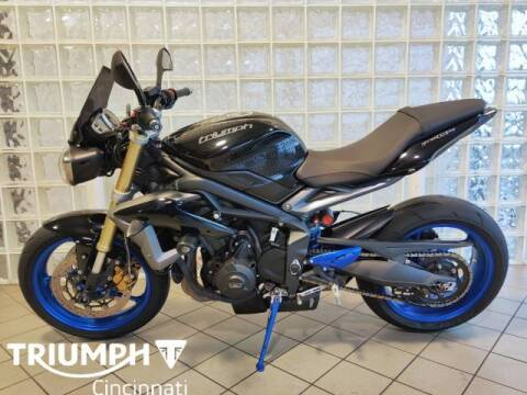 2013 Triumph Street Triple for sale at TRIUMPH CINCINNATI in Cincinnati OH
