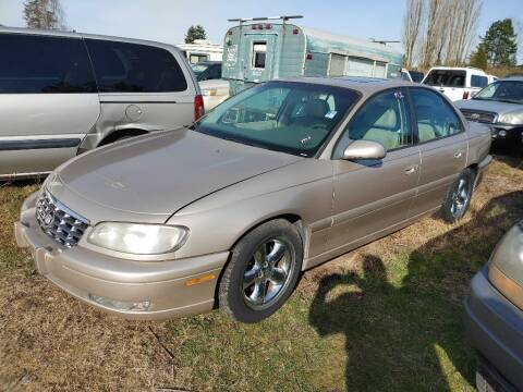 1999 Cadillac Catera for sale at JMG MOTORS in Lynden WA