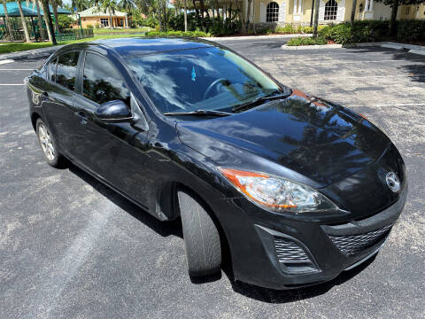 2011 Mazda MAZDA3 for sale at LESS PRICE AUTO BROKER in Hollywood FL