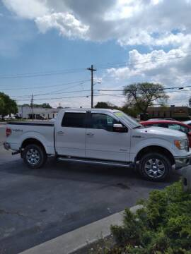 2011 Ford F-150 for sale at D and D All American Financing in Warren MI