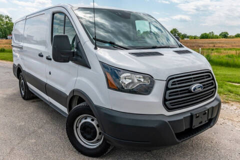 2017 Ford Transit Cargo for sale at Fruendly Auto Source in Moscow Mills MO